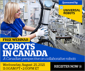 Universal Robots wbnr promo