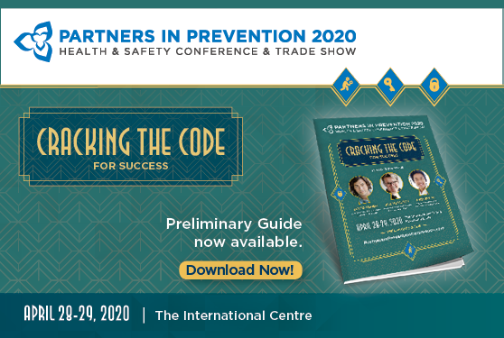 Leap into health and safety this spring with<br> Partners in Prevention 2020.