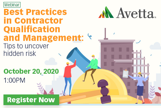 Best Practices in Contractor Qualification and Management