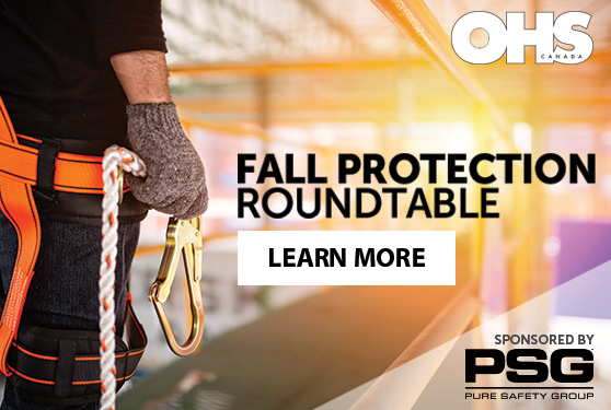 The Latest in Fall Protection