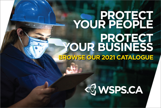Explore Everything Safety With Our 2021 Catalogue