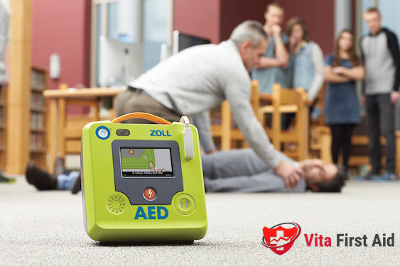 Over 100 people a day in Canada experience sudden cardiac arrest.