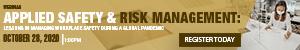 OHS Applied Safety Webinar