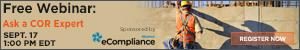 eCompliance Webinar