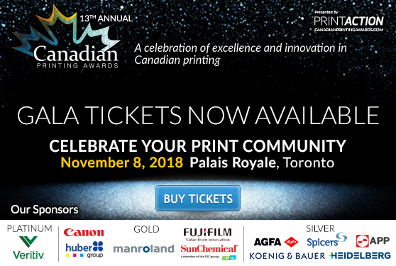 A celebration of excellence and innovation in Canadian printing