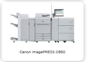 Canon imagePRESS C850