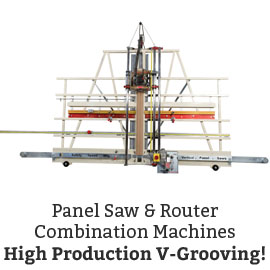 Panel Saw & Router