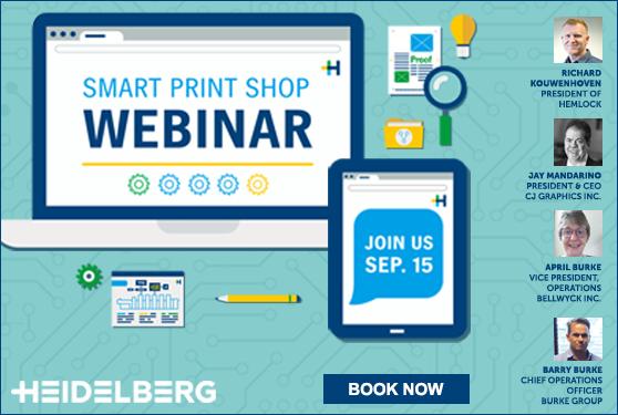 <b>The Smart Print Shop Impact</b>