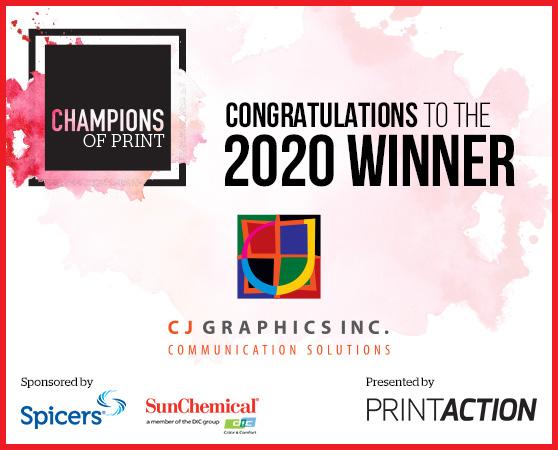 <b>Champions of Print: Jay Mandarino, CJ Graphics</b>