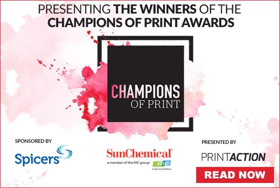 <b>The Champions of Print digital magazine is ready!</b>