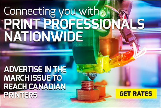 CONNECT WITH THE PRINT INDUSTRY