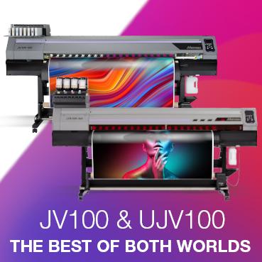 Mimaki's 100 Series printers