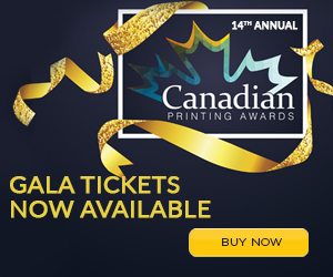 Canadian Printing Awards