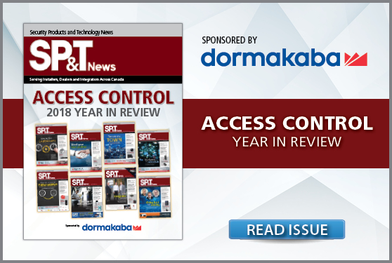 <i>SP&T News</i> Access Control 2018 Year in Review - Sponsored by Dormakaba