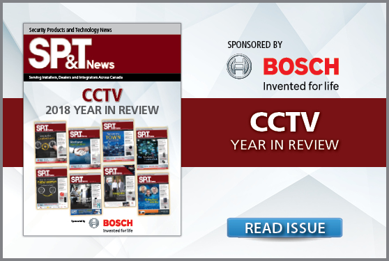 <i>SP&T News</i> CCTV 2018 Year in Review - Sponsored by Bosch