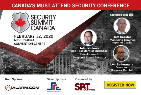 Security Summit Canada returns February 12, 2020