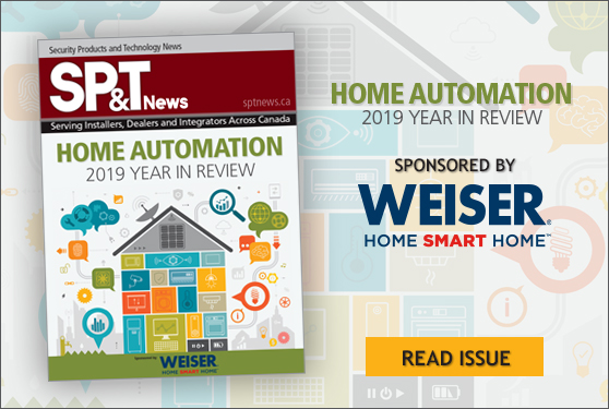 <i>SP&T News</i> Home Automation 2019 Year in Review - Sponsored by Weiser