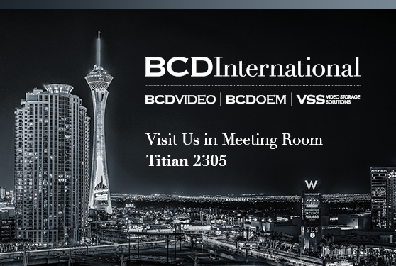 BCD to debut new video surveillance solutions at ISC West
