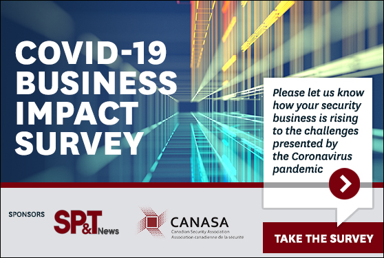 How is your security business coping with COVID-19?