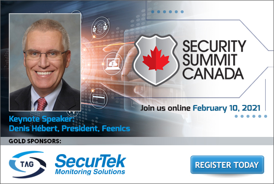 <b>Denis Hébert to keynote Security Summit Canada</b>