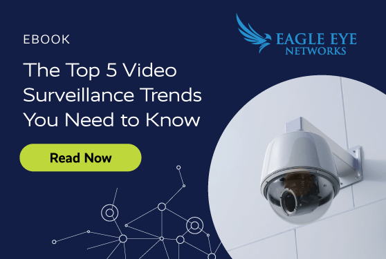 <b>Don't Get Left Behind</b> - Five Must Know Trends in Video Surveillance for 2021