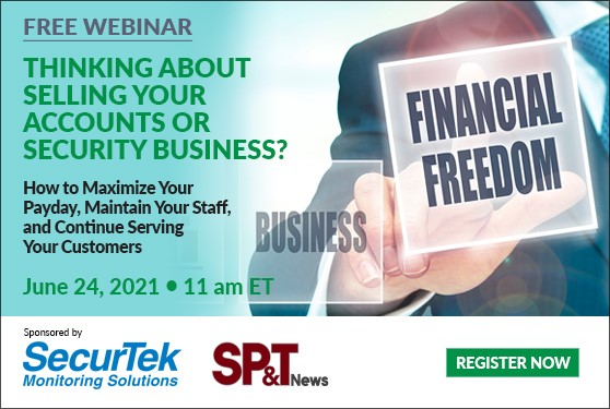 Thinking About Selling Your Accounts or Security Business?