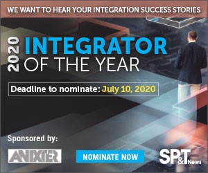 Integrator of the Year