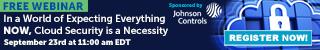 Johnson Controls Webinar