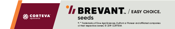 <sup>®</sup>, ™ Trademarks of Dow AgroSciences, DuPont or Pioneer and affiliated companies or their respective owners.  © 2019 CORTEVA.