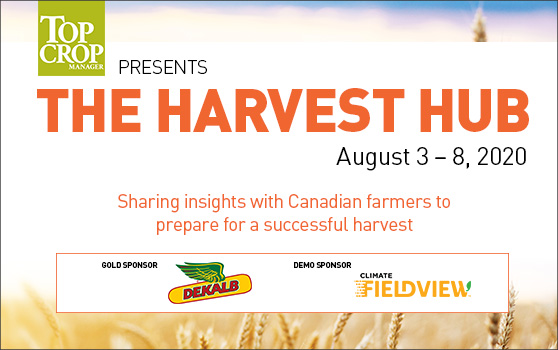 Harvest Hub launches Aug. 3