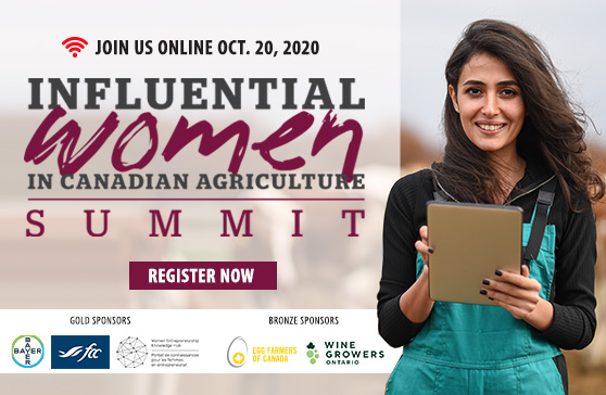 Watch Q&As with influential women in ag