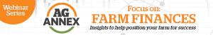 AgAnnex Farm Finance Webinar