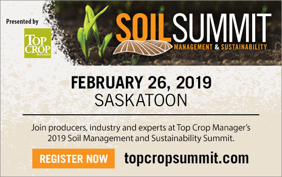 Secure your spot at the 2019 Soil Summit