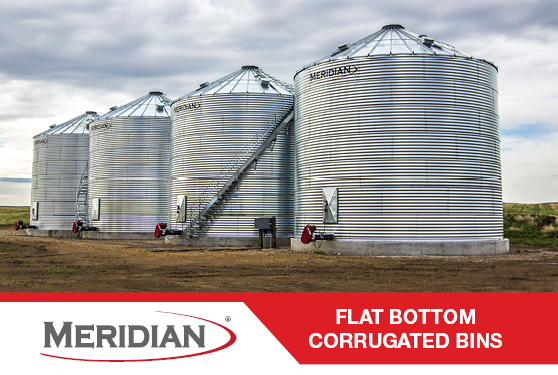GET THE STORAGE YOU NEED AND RELIABILITY YOU CAN TRUST WITH MERIDIAN FLAT BOTTOM BINS.