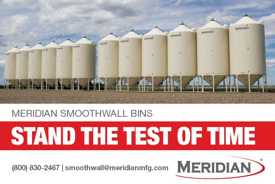 Stand the test of time with Meridian SmoothWall Bins