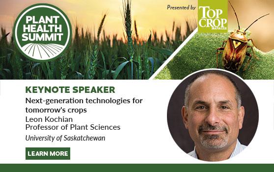 Keynote Speaker Spotlight: Leon Kochian