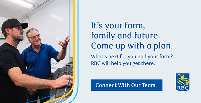 It's your farm, family and future. Come up with a plan.