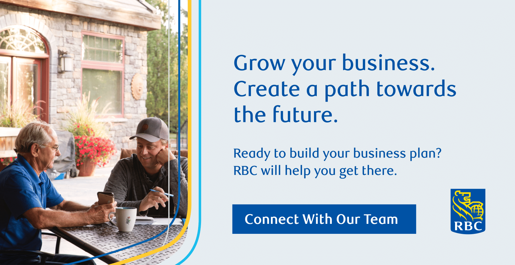 Grow your business. Create a path towards the future.