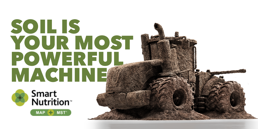 Soil is your most powerful machine