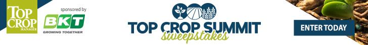 Top Crop Summit Sweepstakes