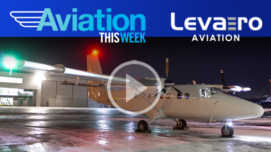 Avmax receives two Viking Twin Otters 400 Series aircraft