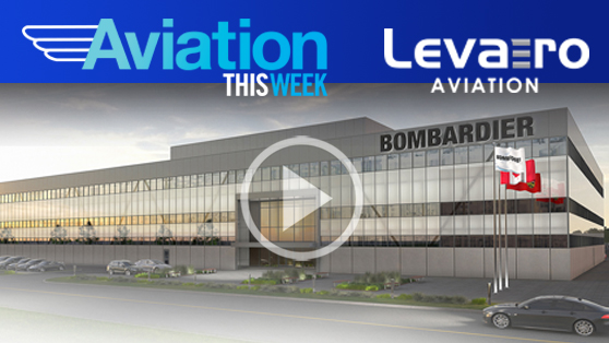 Bombardier Global Manufacturing Centre to start up in 2023