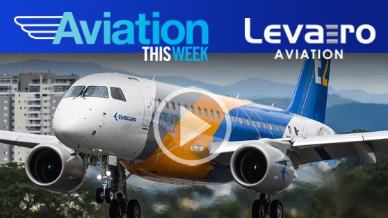 Inaugural flight for Embraer E175-E2