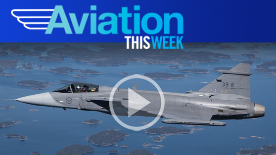 Saab formalizes partnerships for Canada's Future Fighter competition