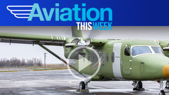 Textron's twin turboprop Cessna SkyCourier completes first flight