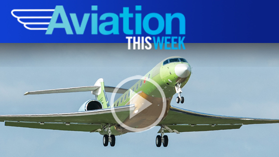 Gulfstream completes first flight of its fifth G700 test aircraft